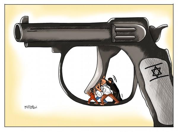 آلة الحرب الاسرائيلية