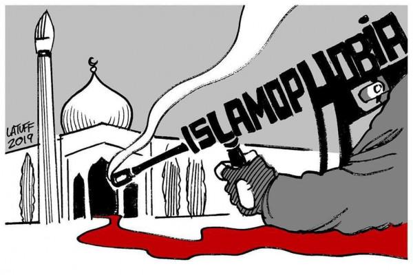 مجزرة المسجد في نيوزيلندا