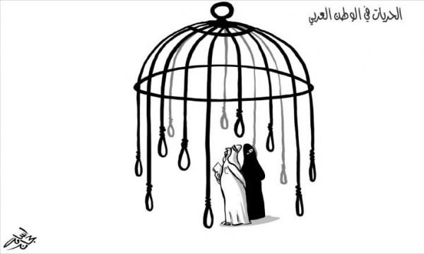 الحريات في الوطن العربي