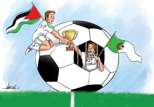 فازت الجزائر