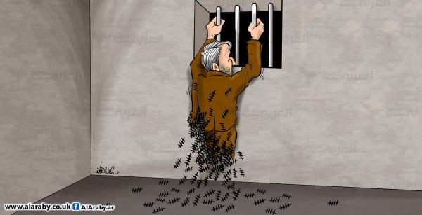 انقذوا الأسرى الفلسطينيين