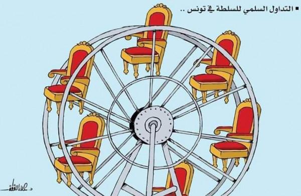 التداول السلمي للسلطة في تونس