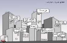 حوارت في غزة