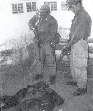 صور لا سابق لها عن إعدام تشي جيفارا 2
