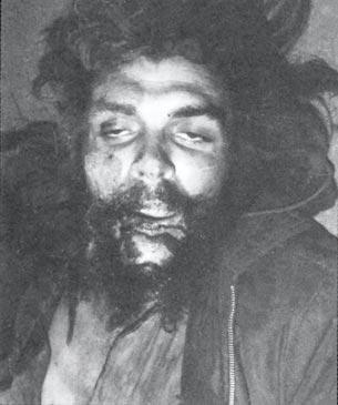 صور لا سابق لها عن إعدام تشي جيفارا 3