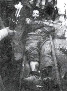 صور لا سابق لها عن إعدام تشي جيفارا 4