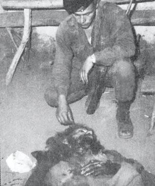 صور لا سابق لها عن إعدام تشي جيفارا 5