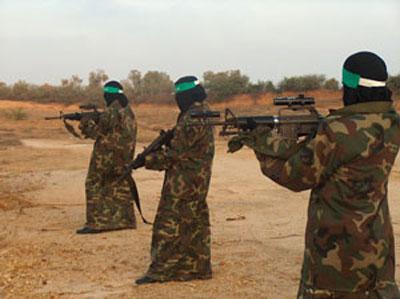 صور ومعلومات عن مجندات حركة حماس اثناء التدريب 7