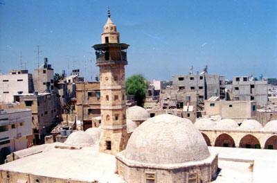 صور مسجد السيدهاشم جد النبي محمد عليه الصلاة والسلام...... في غزة 2