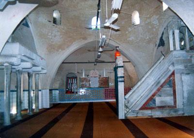 صور مسجد السيدهاشم جد النبي محمد عليه الصلاة والسلام...... في غزة 4