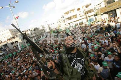صور عرض عسكري لمجاهدين حماااااااااااااس.......غزة 34