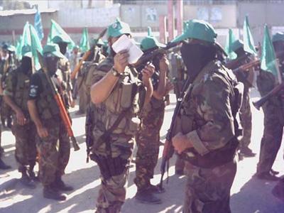 صور عرض عسكري لمجاهدين حماااااااااااااس.......غزة 5