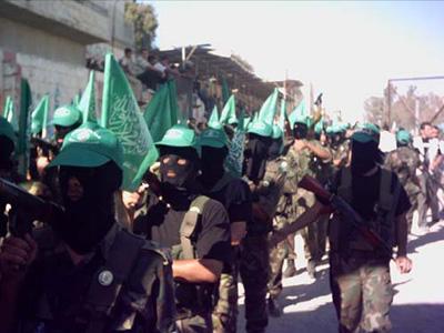 صور عرض عسكري لمجاهدين حماااااااااااااس.......غزة 7