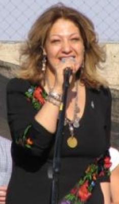 اثواب  فلسطينية ولقاء مع مها السقا بيت لحم 3