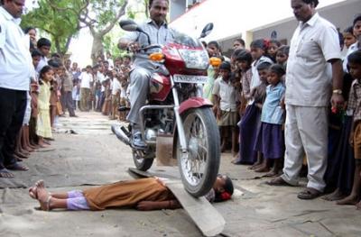 مدير مدرسة الهند