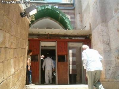 صور للحرم الابراهيمي من الداخل والخارج ..مدينة الخليل 10