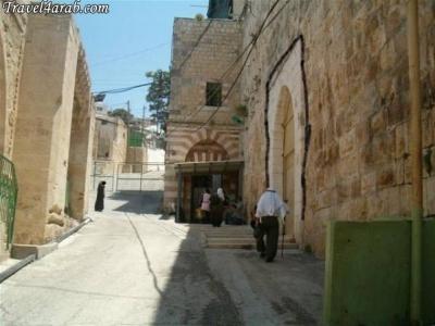 صور للحرم الابراهيمي من الداخل والخارج ..مدينة الخليل 11