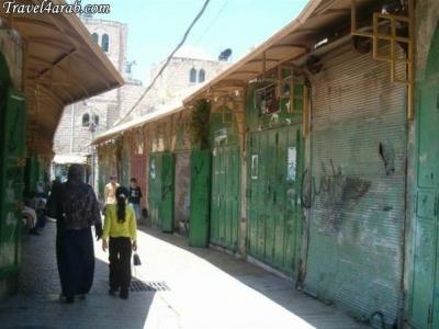 صور للحرم الابراهيمي من الداخل والخارج ..مدينة الخليل 3