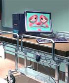 الحاسوب يسبب جلوكوما العين