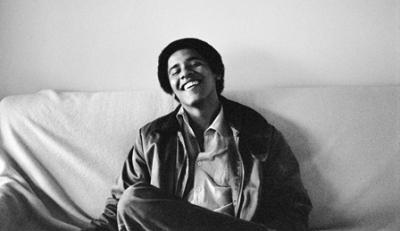مجموعة صور نادرة للرئيس الامريكي اوباما