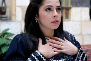 العقيد ابو شهاب: تاج حيدر بألف خير وخبر موتها اشاااعه !!