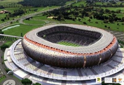 صور الملاعب التي ستقام عليها مباريات كأس العالم 2010 في جنوب افريقيا