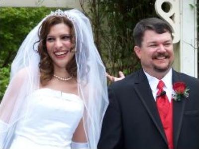 عراقيه تتزوج من امريكي..شاهد الصور...!! 3.jpg