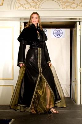 الموضوع صور أزياء حليمة بولند الرائعة