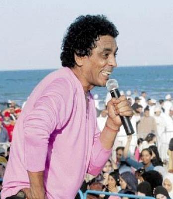 محمد منير: أنا مش عايز أموت زي سوزان تميم