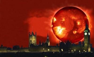 تقرير يحذر من تعرض العالم لعاصفة شمسية مدمرة