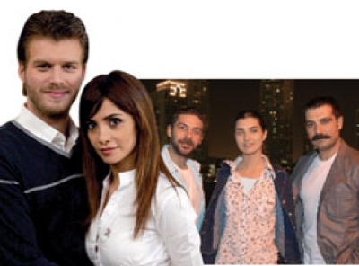 نور و مهند و يحيى و لميس في مسلسل خليجي ـ تركي يصوّر في البحرين والكويت ودبي