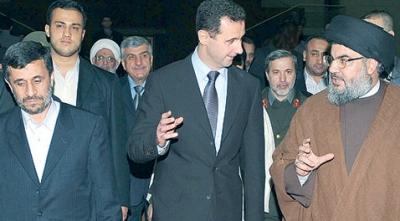 مجلس حرب في دمشق