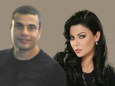 عمرو دياب يوجه ضربة موجعة إلى هيفاء وهبى