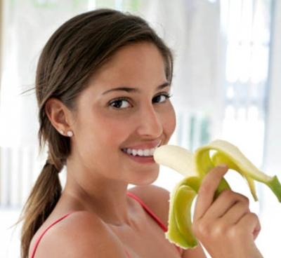 تناول الموز يعادل ممارسة الرياضة لمدة 90 دقيقة