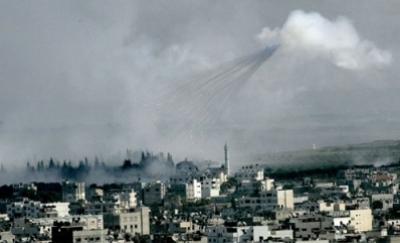 إرشادات بخصوص التعامل مع قنابل الفسفور الأبيض التي يلقيها الاحتلال على غزة