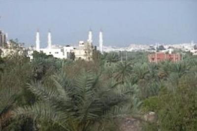 لقطات من ساحة معركة بدر الكبرى وجبل نزول جنود السماء