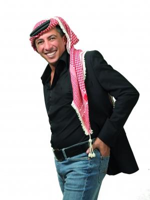 الفنان عمر العبداللات يستعد لجولة عربية  تشمل الإمارات والكويت