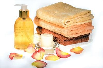 ,', ..  مواد معطرة في الصابون والشامبو تسبب الإكزيما . ,',