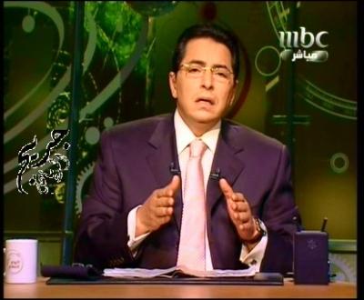 محمود سعد يرفض عرضا من فاروق حسني 8690883248