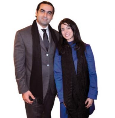 المليارديرة الصغيرة تودّع العزوبية.. هند الحريري عروس في باريس 9613475272