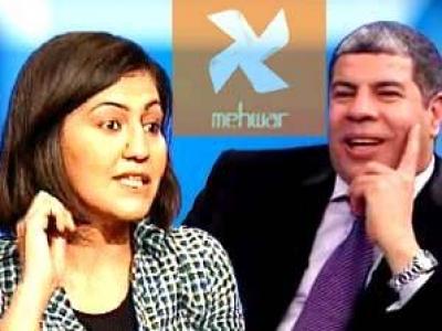 شوبير يطالب قناة المحور وصحفية الفجر المفصولة بمائة ألف جنيه