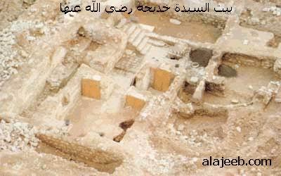 صور نادرة - مجموعة من آثار الرسول صلى الله عليه و سلم 4