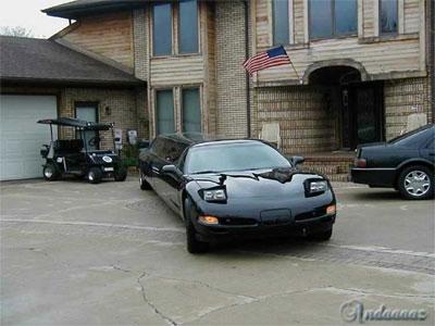 صور سيارة بيل قيتس مالك شركة مايكروسوفت Microsoft-owner-car-3