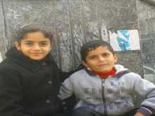 محمود ونور صالح قفة
