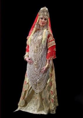 صور اللباس التقليدي الجزائري