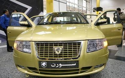 صور السيارة الايرانية العائلية سورن