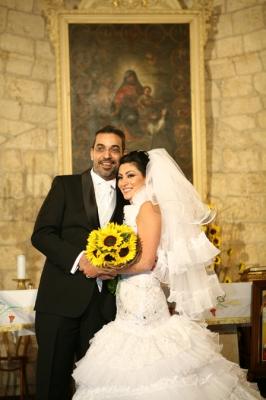 صور زفاف مايا نصري