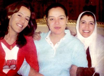 صور نادرة للنجمة شريهان بعد نجاتها من مرض السرطان
