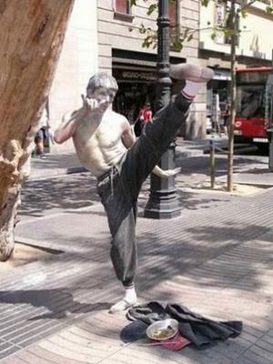 صور لمتسولين في اسبانيا