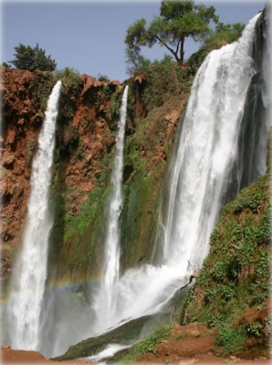 صور ومناظر طبيعية من المغرب